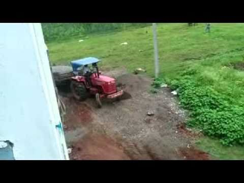 Tractor Stunt... video