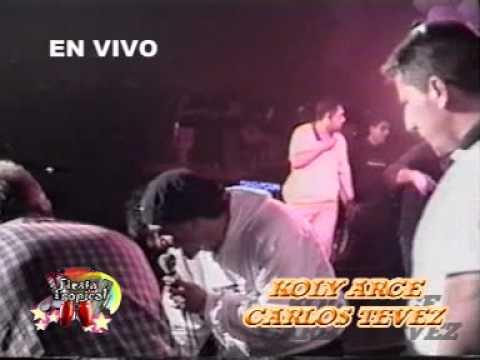 FIESTA TROPICAL TV - Koly Arce / Tevez