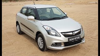 SWIFT DZIRE 2016 VXI - DONE  150  KMS ONLY [ AVAILABLE IN STOCK NOW ]