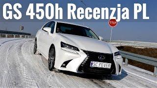 2017 Lexus GS 450h 3.5 V6 HYBRID Review [PL] Recenzja Prezentacja Test #54