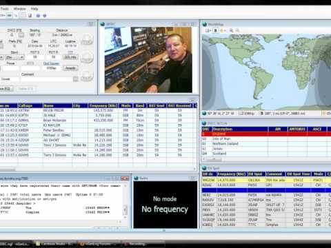 G0SEC Ham Radio Log software