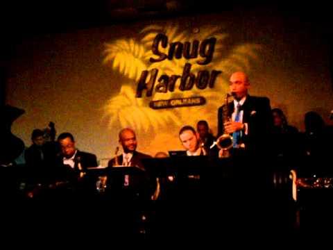 Corner Pocket: Delfeayo Marsalis's Uptown Jazz Orchestra at Snug Harbor Jan 5, 2011