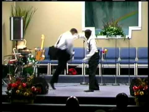 Anointed Praise Mime- Encourage Yourself