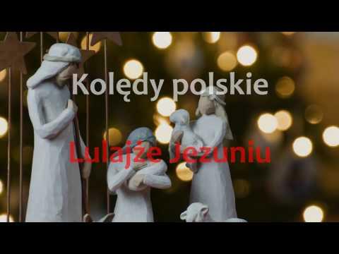 Polskie Kolędy I Pastorałki Karaoke - Lulajże Jezuniu (instrumental + Tekst)