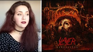 Album Review Repentless  Slayer