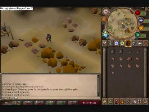 Runescape – Guide to 99 Mining + Emote