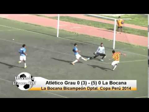 Atlético Grau de Piura v.s. La Bocana de Sechura