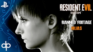 RESIDENT EVIL 7 DLC 2 Daughters (Hijas) - El Origen de la Familia Baker | Español Gameplay PS4