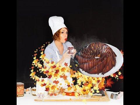 Нежный тыквенный осенний пирог. Итальянский рецепт к Halloween