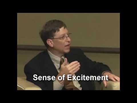 Bill Gates - Tips for Students