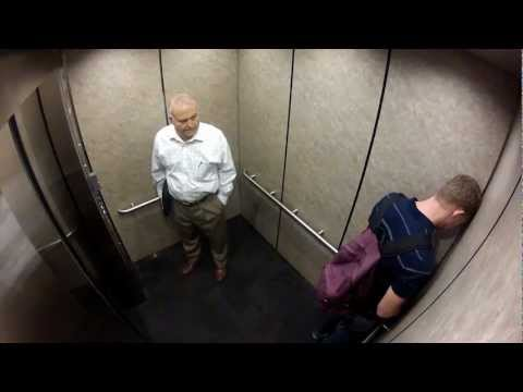 Awkward Elevator