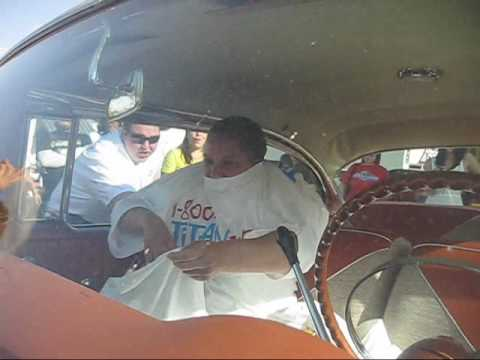 Power 94's Hand on the Hot Rod Contest