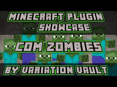 Call of Minecraft Zombies | COD | Bukkit Plugin
