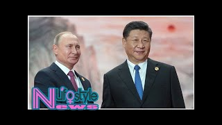 In Battle for Ties to Putin, China Trumps US