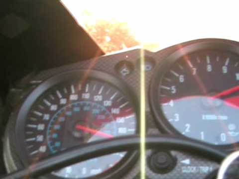 Kawasaki ZX-12R 0-190mph Video
