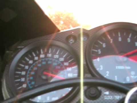 Kawasaki ZX-12R 0-190mph Video
