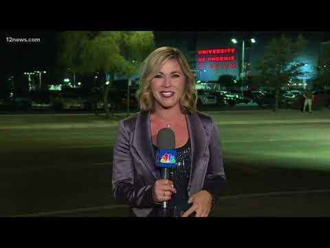 Taylor Swift kicks off worldwide tour in Glendale