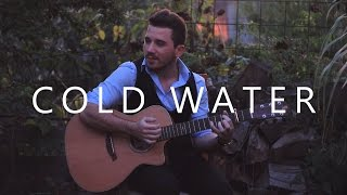 Cold Water - Major Lazer (fingerstyle guitar cover by Peter Gergely)