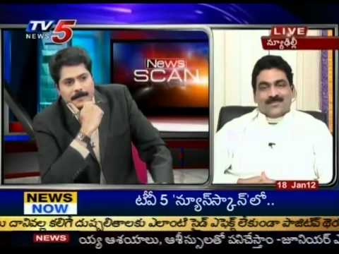 Telugu News - Discuss on Balakrishna Political Entry With Political Leaders (TV5) - Part 01