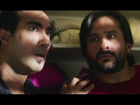 Saif Ali Khan & Ranvir Shorey Try To Break In