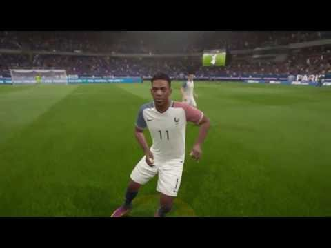 FIFA 17 - France Player Faces