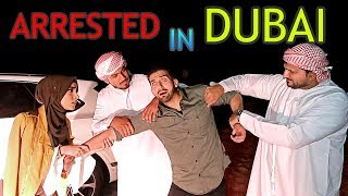 KICKED OUT of DUBAI PRANK (Hilarious Reaction!!)
