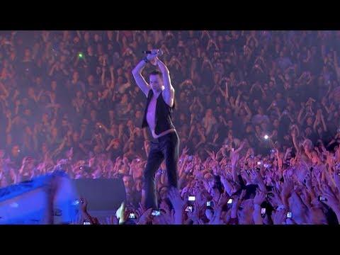 Depeche Mode - Enjoy The Silence (Live 2009 HD)