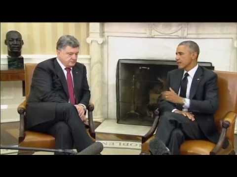 Poroshenko in America: US administration refuses to arm Ukraine against Russia