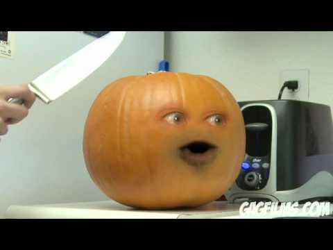 The Annoying Orange กับ Plumpkin พากย์ไทย