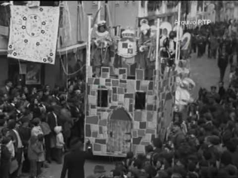 Carnaval de Figueir� dos Vinhos, 1973