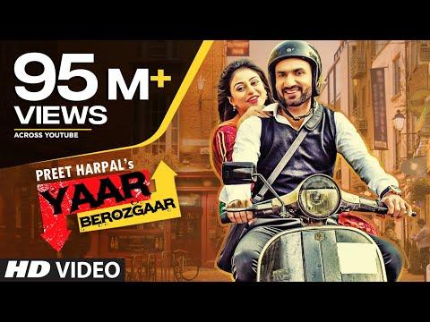 Preet Harpal: Yaar Berozgaar Full Song   Latest Punjabi Song 2016   T-Series Apnapunjab