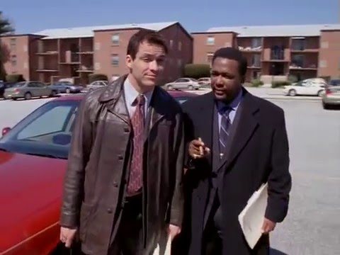 The Wire - S01e04 - Crime Scene Investigation video