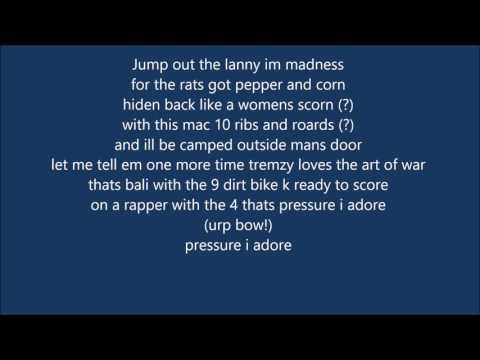 Download Lagu Tremz ride tonight lyrics MP3 Free