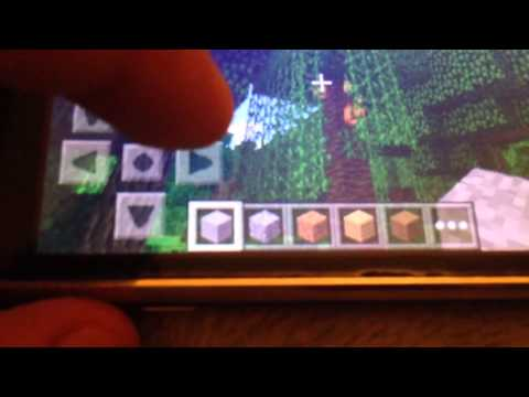 Minecraft Pocket Edition 0.9.0 JUNGLE SEED