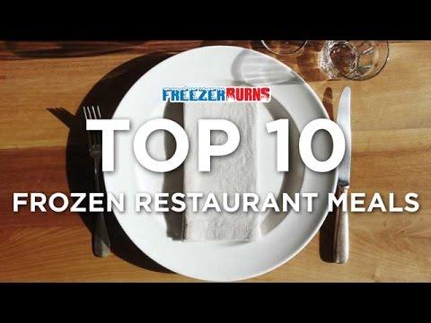 Top 10 Frozen Restaurant Meals: Freezerburns (Ep679)