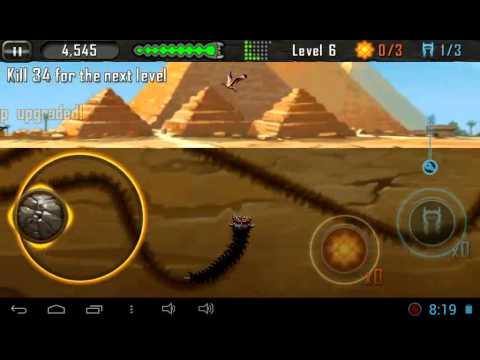 Скачать игру death worm на андроид