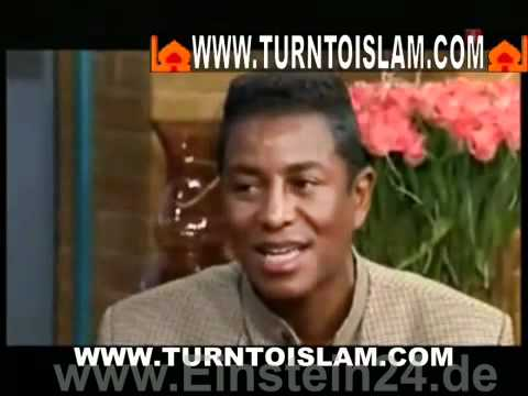 Jermaine Jackson About Islam, Muslim and Michael Jackson