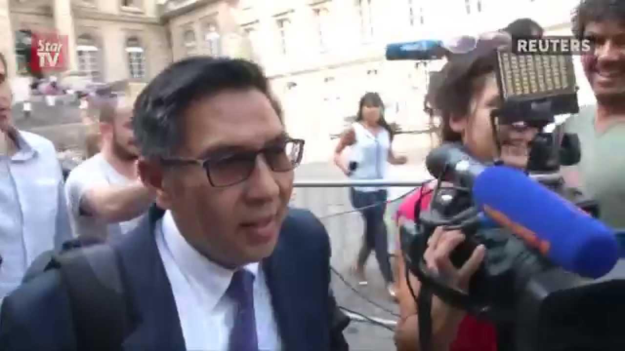 MH370: DCA officials meet French investigators