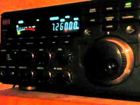 UNID on 7260 kHz - Radio Vanuatu?