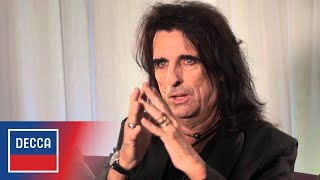 Watch Alice Cooper Wish You Were Here video