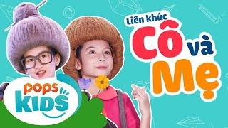 Mầm Chồi Lá Ngày 8/3 - Liên Khúc Cô Và Mẹ | Nhạc thiếu nhi remix | Vietnamese Kids Song