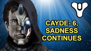NEW Cayde-6 journals! Destiny 2 lore