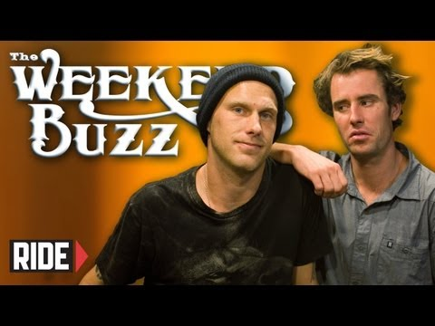 Jimmy Carlin & James Brockman Beat Box, Get Naked & Debut at Street League! Weekend Buzz ep. 18
