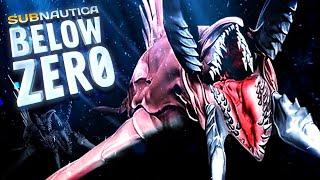 Subnautica: Below Zero - HORRIFYING NEW LEVIATHANS & New Footage! - Subnautica Below Zero Updates