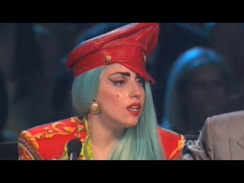 Watch Lady Gaga Cry and Throw Shoes on So You Think Can Dance! Music Videos