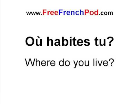 French Class. A New kind of Online French Class