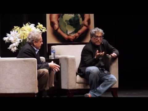 Deepak Chopra on Consciousness and Renewable Energy