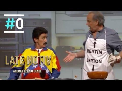 Late Motiv: Bertín Osborne entrevista a Nicolás Maduro #LateMotiv89 | #0