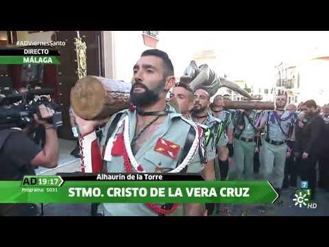 Semana Santa | La Legión, en Alhaurín de la Torre, Málaga