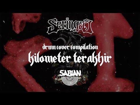 Kompilasi Drum Cover Seringai